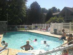 Outdoor Heated Pool & Sundeck