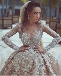 "1,266 Likes, 7 Comments - Fantasy Bride (@fantasybride) on Instagram: ""For more wedding inspiration follow: @WeddingDiary @Wedding.Diaries @WeddingFash @FantasyBride…"""