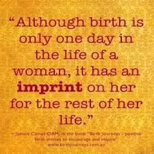 Yes, so glad we had the Birth Center and wonderful midwives. #naturalbirth #strengthfromwithin