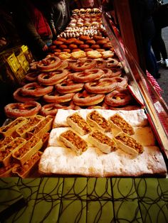 Christmas market treats~Vienna~Austria