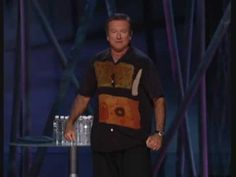 Robin Williams stand-up - Soccer and The French