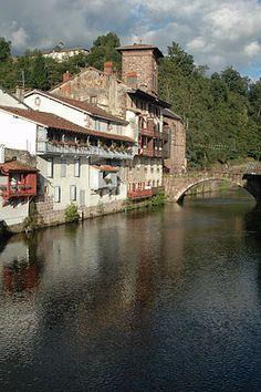 St Jean Pied de Port, Pays Basque