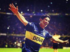 """.@pabloperez20 """"Me encantaría darle a #Boca títulos, dejarle algo al club  """" @SoloBocaRadio"""