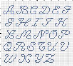 letras maiusculas