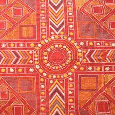 Sally Campbell, Indian fabrics