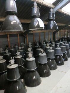 Grote industriele lampen, tegen zeer scherpe prijzen | Industrielampen / fabriekslampen | Old Wood