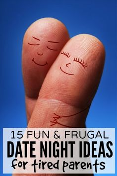 Whether you're strapped for cash, can't find a babysitter, or just need to shake up your date night routine, this list of 15 fun and frugal date night ideas for tired parents is just what you need!