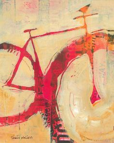 1000+ ideas about Bicycle Painting on Pinterest | Figure Painting ...