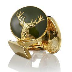 Deer Hunter Cufflinks