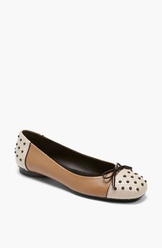 Tod's 'Ballerina Gommini' Flat available at Nordstrom