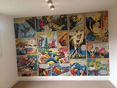 comic book wallpaper                                                                                                                                                                                 More