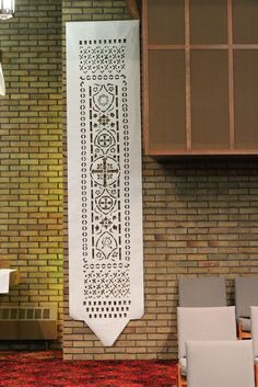 """CUT PAPER LITURGICAL BANNERS FOR EASTER Size: 30"""" wide by 150"""" long Cut Paper.  Paper cutting traditions have arisen in many parts of the world.  From the s"""