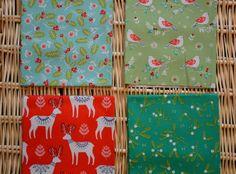 New Christmas fabrics from Dashwood www.creativequilting.co.uk