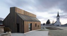 Dekleva Gregoric Architects - Project - Chimney House