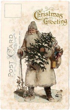 Christmas Card Images, Christmas Graphics, Noel Christmas, Victorian Christmas, Vintage Christmas Cards, Christmas Greeting Cards, Christmas Pictures, Christmas Colors, Christmas Greetings