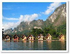 Zuid-Thailand reizen - bouwstenen