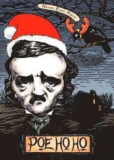 Edgar Allan Poe Christmas