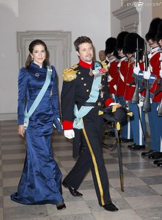 6 January 2014 - New Year's Levee at Christiansborg Palace for the Diplomatic Corps