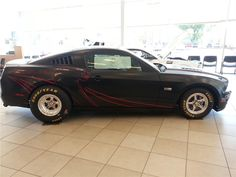 2014 FORD MUSTANG COBRA JET RACE CAR - Barrett-Jackson Auction Company - World's Greatest Collector Car Auctions