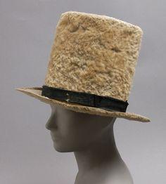 Hasil gambar untuk furry hats in museums
