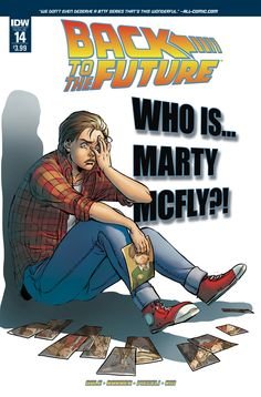 Back to the Future (2015) Issue #14