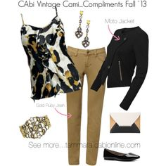 mix it up with old CAbi pieces-can't wait to try this.  www.christineworrell.cabionline.com