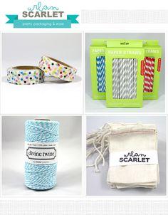 Urban Scarlet packaging accessories