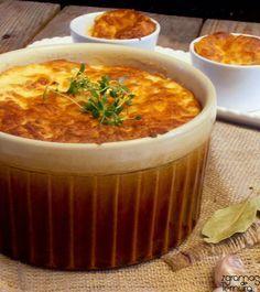 7gramas de ternura: Soufflé de Bacalhau