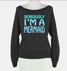 Little Mermaid's Ariel heart quote via www.Facebook.com/DisneylandForMisfits