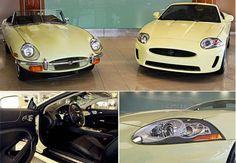 Jaguar celebrates 50th anniversary with a custom new 2011 Jaguar XK roadster