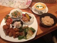 ◆Vege Cafe & Dining TOSCA (ベジカフェ・ダイニング トスカ)