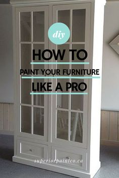 Today I'm sharing how I hand paint a piece of furniture using Superior chalk paint, from start to finish like a Pro... Because I only use Superior chalk pain