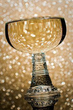 Mooi glas voor de #champagne #bubbles
