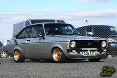 What I need as a daily driver - the mk2 Escort