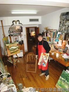 Zhou Xiang 周翔 - Feng Zikai award winner 2009 (author and illustrator)