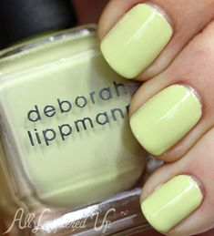 Deborah Lippmann Spring Buds | #EssentialBeautySwatches | BeautyBay.com