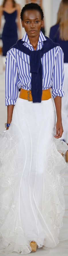 Ralph Lauren Collection Spring 2016