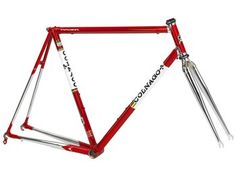 Image of Colnago MASTER X-LIGHT Frame Set - 2017 - PR82
