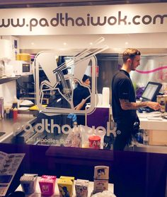 PadThaiWok Madrid - Malasaña. Take Away y Servicio a Domicilio Tel 912 98 51 24