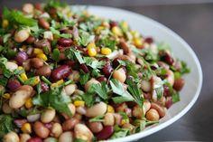 Healthy 5-Bean Salad