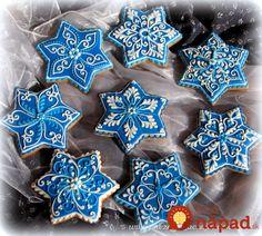 New cookies christmas star 42 ideas Christmas Sugar Cookies, Christmas Gingerbread, Easter Cookies, Christmas Star, Holiday Cookies, Christmas Baking, Gingerbread Cookies, Christmas Cards, Super Cookies