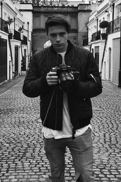 Brooklyn Beckham Is Burberry's New Photographer — and Damn, He's Got an Eye For Style