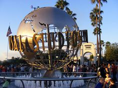 Universal Studios Hollywood.