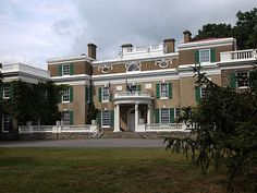 Springwood: Franklin Delano Roosevelt's lifelong residence remains remarkably unchanged