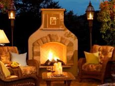10 Spanish-Inspired Outdoor Spaces | Outdoor Spaces - Patio Ideas, Decks & Gardens | HGTV