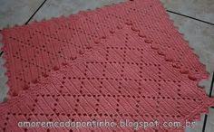 crochet doilies rugs mats and