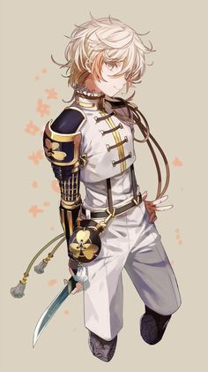 Monoyoshi Sadamune | Touken Ranbu