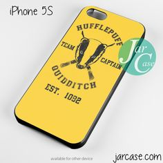 hufflepuff quidditch Phone case for iPhone 4/4s/5/5c/5s/6/6 plus