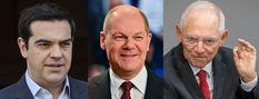 Το ελληνικό χρέος, ο Τσίπρας, ο Σολτς και ο Σόιμπλε: «Ξαφνικά η Ελλάδα δεν θέλει άλλα χρήματα από την Ευρώπη», είναι ο τίτλος εκτενούς…