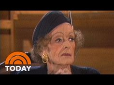 Bette Davis Talks To Bryant Gumbel About Joan Crawford In 1987 Interview | Flashback | TODAY - YouTube